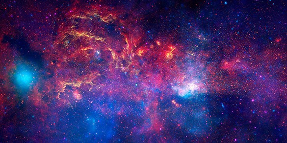 Шесть самых загадочных объектов Вселенной