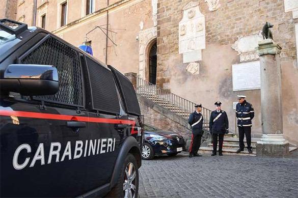 Взрыв прогремел в центре Рима