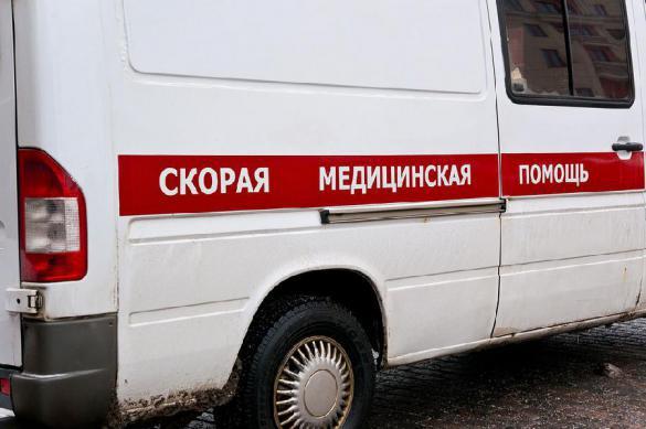 """Под Ростовом угнали """"скорую"""". Под Ростовом угнали скорую"""