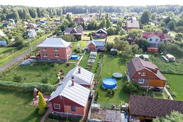 Местным властям разрешат строить детские сады и амбулатории в дачных поселках. 402738.jpeg
