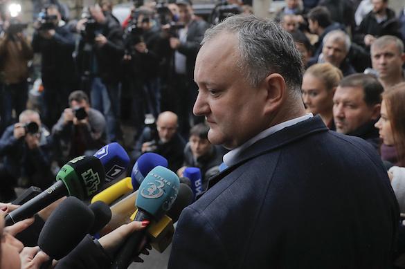 Игорь Додон: Молдавия не войдет ни в один из военных блоков. 373739.jpeg