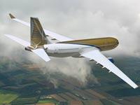 Самолет с 216 пассажирами мог потерпеть крушение в Атлантике