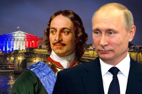 Libération: Путин становится Петром Первым