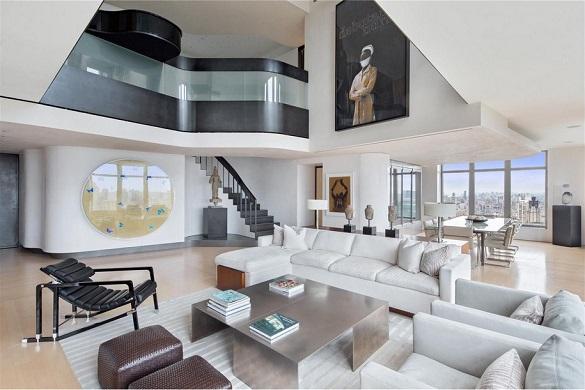 Пентхаус в небоскребе Нью-Йорка продан за рекордные 8 млн. 397740.jpeg