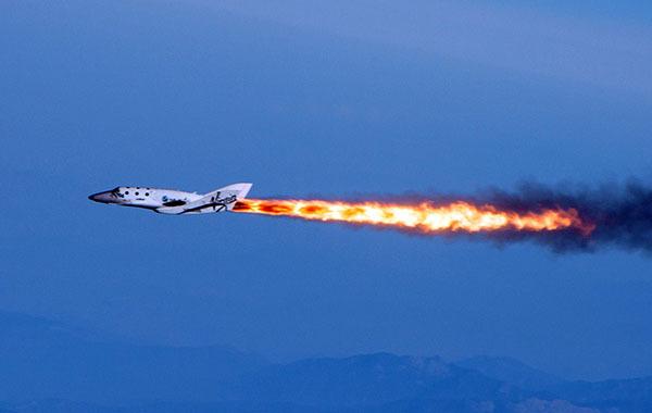 Испытания космического туристического корабля компании Virgin Galactic закончились катастрофой. 302741.jpeg