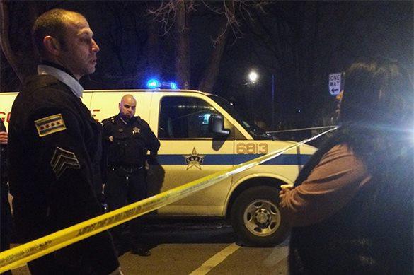 Банда в Чикаго расстреляла похороны: шесть человек ранены