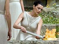 В Греции зажгут олимпийский огонь для Ванкувера