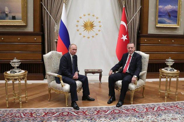 О чем договорились Россия и Турция? Путин обыграл Трампа в Анкаре. О чем договорились Россия и Турция? Путин обыграл Трампа в Анкар