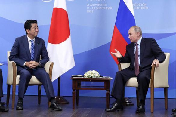 """Абэ объявил 2019 год """"кульминационным"""" в переговорах с Россией. 396742.jpeg"""