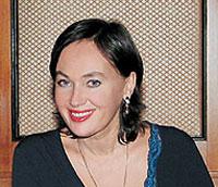 Актриса Лариса Гузеева отмечает юбилей