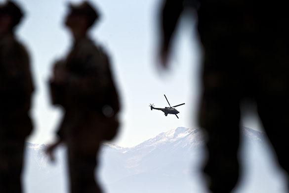 Помощник генсека НАТО: Специалисты альянса не участвуют в боях на Украине. 310744.jpeg