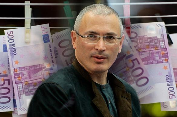 Ирландцы заподозрили Ходорковского в отмывании ста миллионов евр