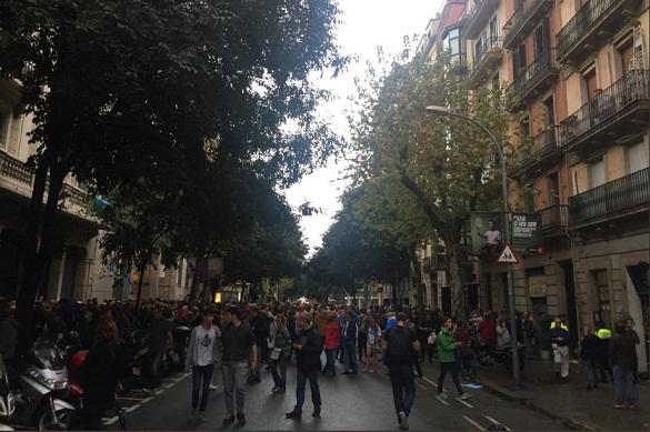 Правительство Каталонии:  несмотря ни на что, референдум состоится. 376744.jpeg