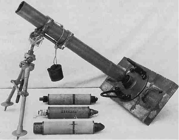 Бьешь из миномета по жилью - помни о Гааге. История создания оружия: миномет