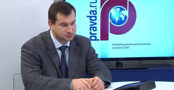Сергей Серебряков: Для развития промышленности до сих пор не сделано ничего. 306745.jpeg