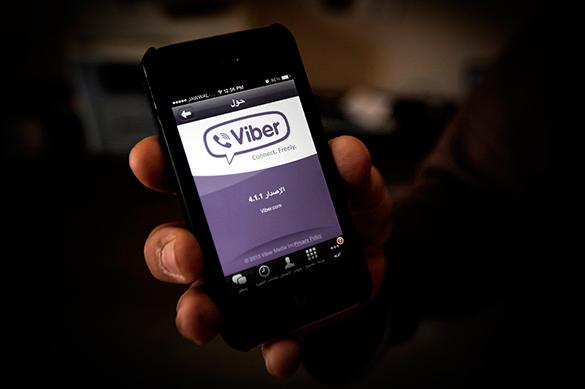 Viber перенес данные на российские сервера