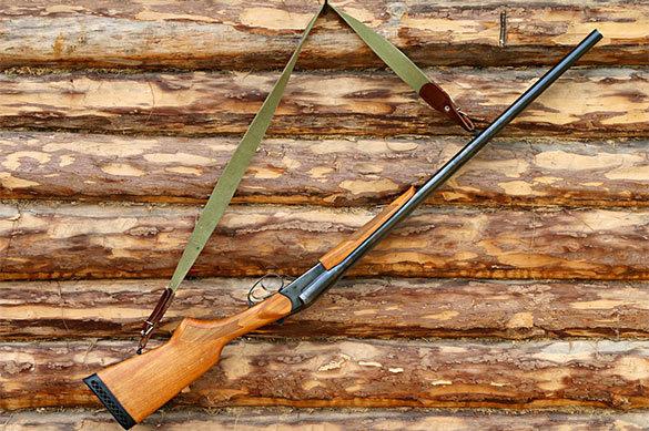 Уральский охотник решил проверить медвежий капкан, сунув в него