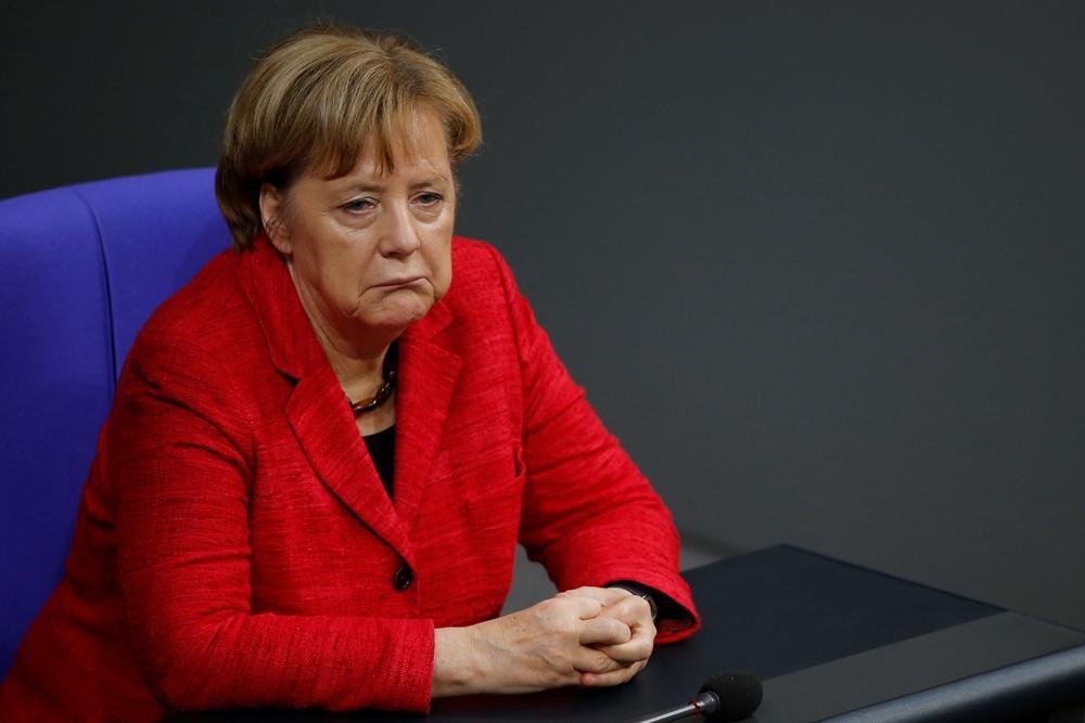 Меркель заявила протест повторным выборам в ФРГ. Меркель заявила протест повторным выборам в ФРГ