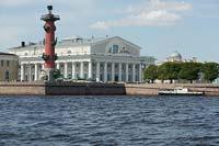 В Петербурге открыт мост, напоминающий парус
