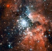 Астрономы открыли первую планету в другой галактике
