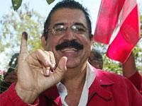 Президент Гондураса обнаружился в Коста-Рике