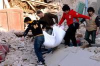 Итальянцы знали о землетрясении, но ничего не предприняли