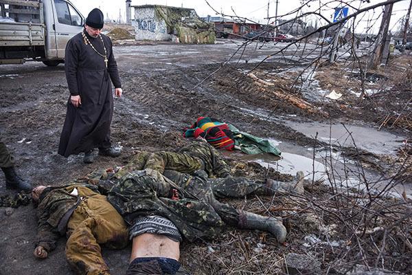 фото погибшие на украине