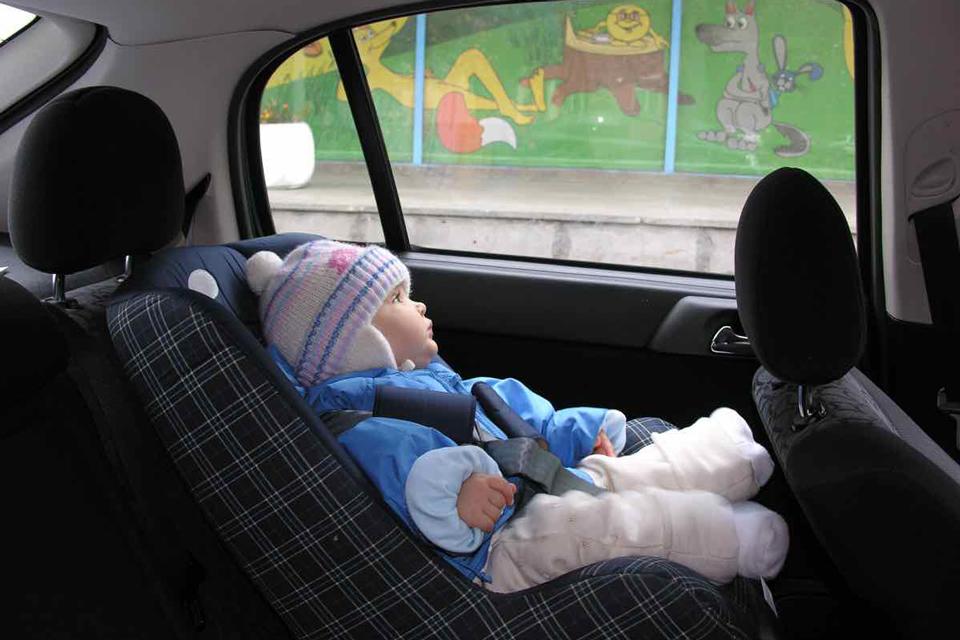 Младенец заставил угонщика вернуть краденую машину. Младенец заставил угонщика вернуть краденую машину