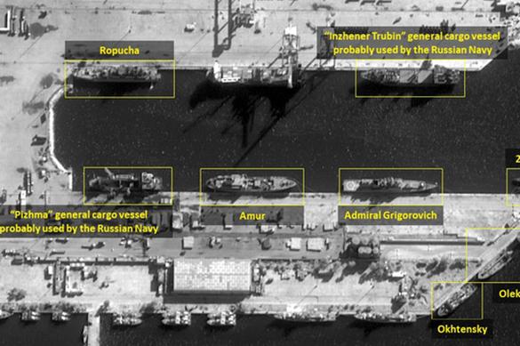 Российский флот вышел навстречу флоту США. Российский флот вышел навстречу флоту США