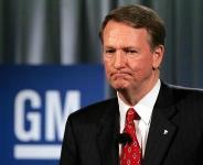 Глава General Motors ушел в отставку