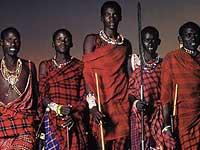Стычка кенийских животноводов с грабителями закончилась гибелью