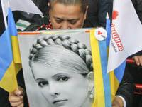 Рада направит запрос о нарушении прав Тимошенко. Тимошенко