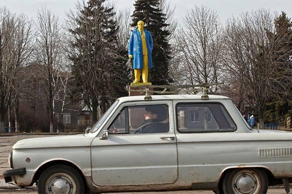 Украина: Крестовый поход декоммунизаторов