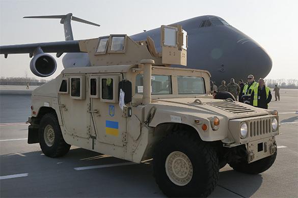 США прекратит безвозмездную военную помощь Украине