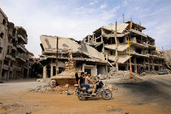 Новый раунд переговоров поСирии назначен наиюль