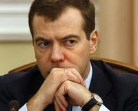 Медведев вновь расскажет россиянам, как страна борется с