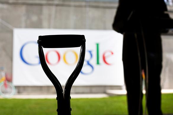 ТВ: Google пойман на слежке за всеми в пользу США. Google, Гугл