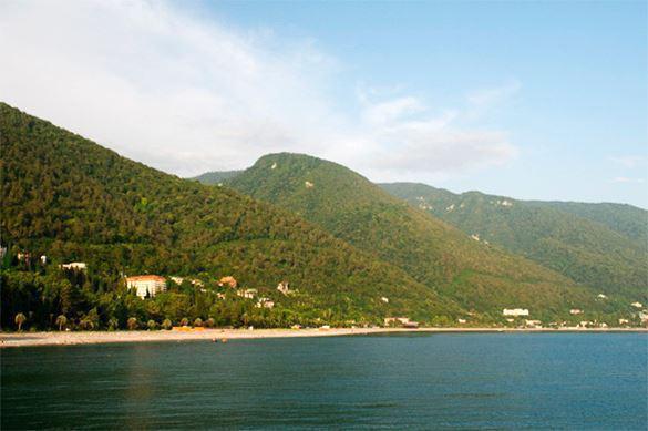 Туристы-провинциалы случайно перешли госграницу в Абхазии. 373748.jpeg