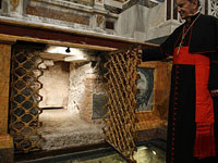 В римском соборе обнаружены останки апостола Павла