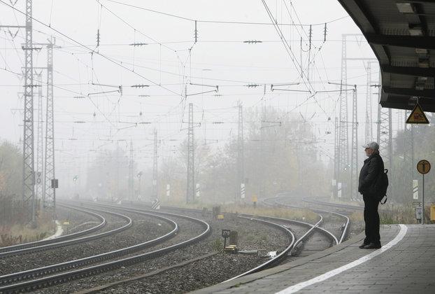 В Амурской области поезд сошел с пути