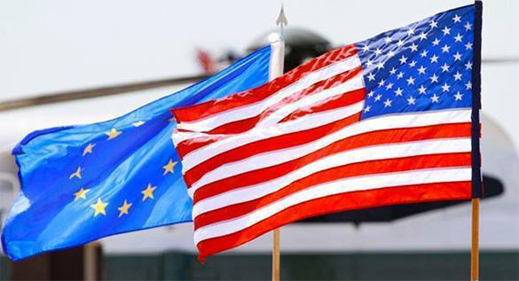 Европейская глобализация и американский национализм. Европейская глобализация и американский национализм