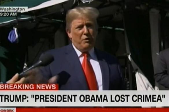 Трамп прав: Обама испугался и сдал России Крым. 394749.jpeg