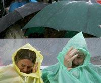 Центру России грозят чрезвычайные ситуации из-за разгула стихии