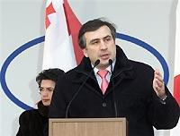 Саакашвили не планирует подавать в отставку