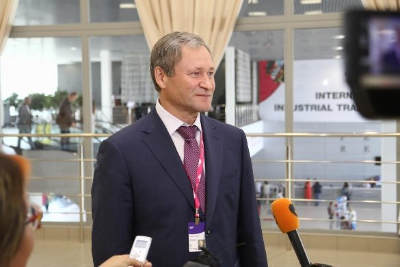 Зауралье сотрудничает со всей Россией. Глава Курганской области Алексей Кокорин