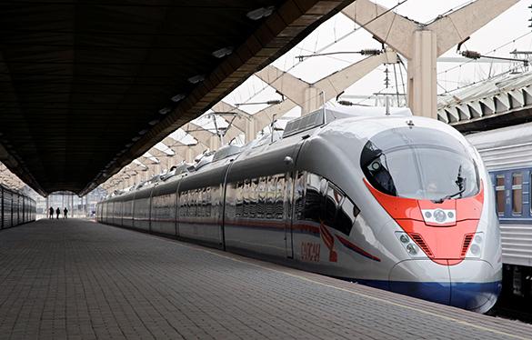 Автомобильный транспорт становится более выгодным, чем железнодорожный - депутат. сапсан, поезд, железная дорога, вокзал