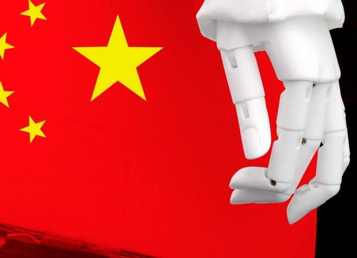 Китай, технологии