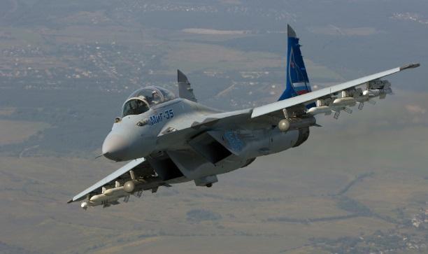 Путин оценил экспортный потенциал МиГ-35