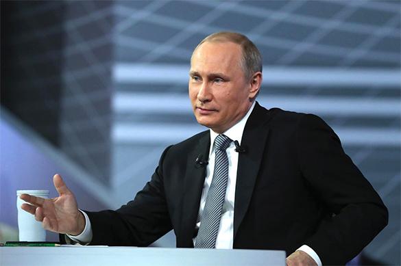 Путин продолжит диалог с Трампом для нормализации международных