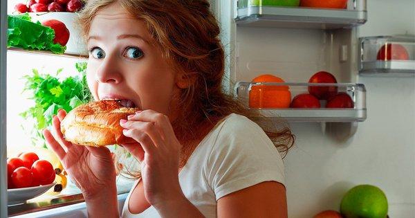 Что делать, если сорвал диету. обжорство